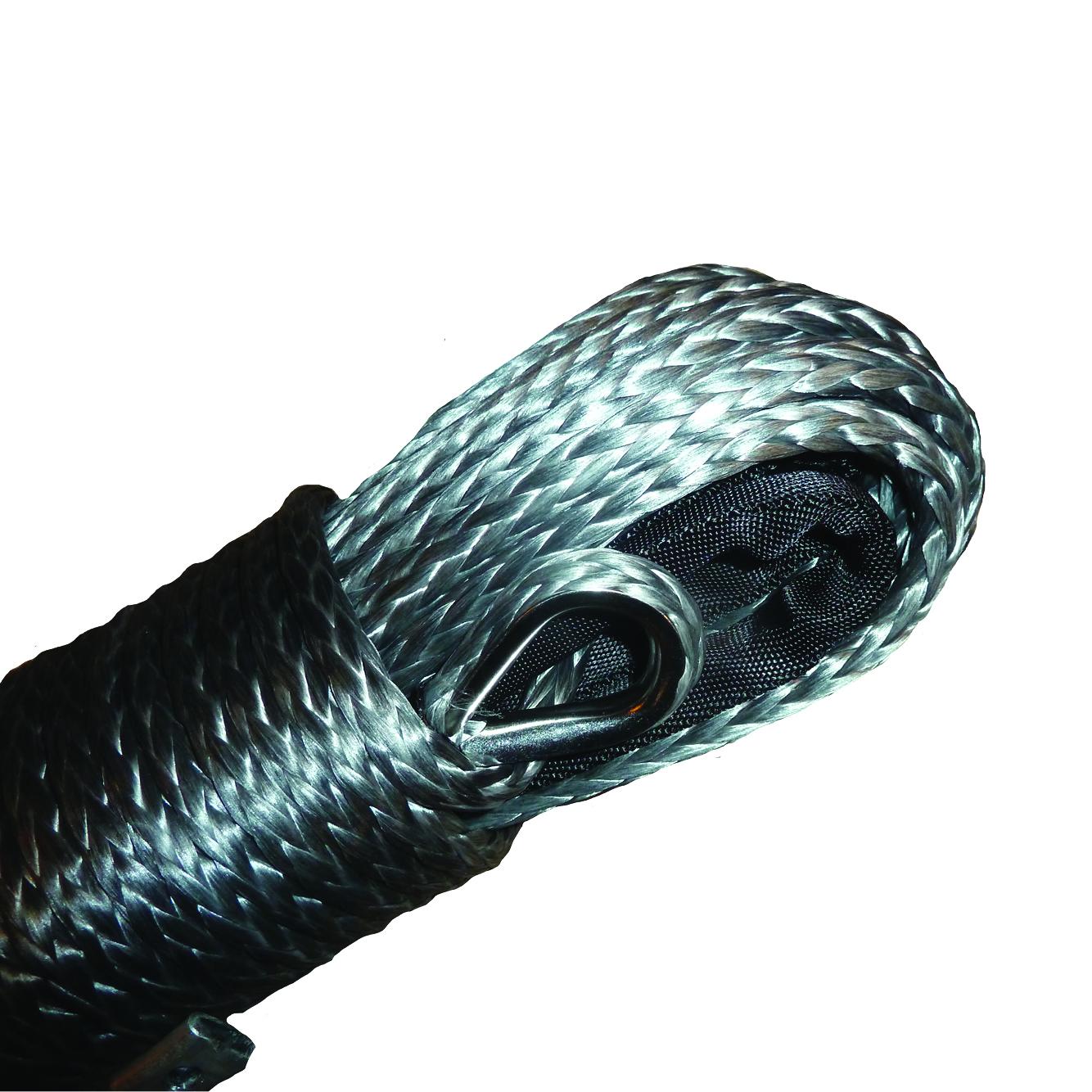 Alltracks Single Braided Winch Rope