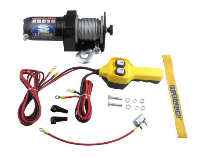 Alltracks Superwinch LT 2000