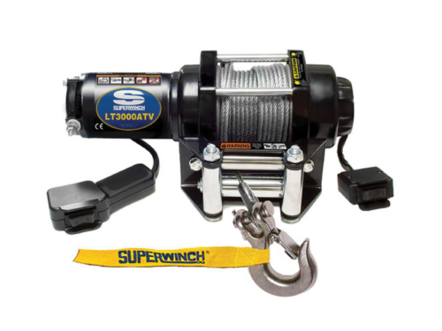 Alltracks Superwinch LT 3000 Electric winch with steel cable