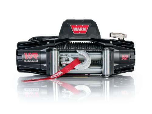 Warn VR EVO 10 Elektrische lier met staalkabel 103252