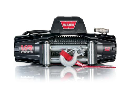 Warn VR EVO 12 Elektrische lier met sytaalkabel 103254