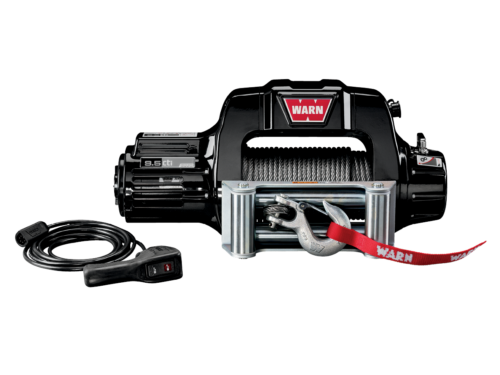 Warn 9.5 CTI Electric winch with wire cable 95000