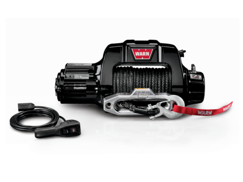 Warn 9.5 CTI Electric winch with synthetic rope 95050
