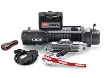 Warn 9.5-S Elektrische lier - Warn 9.5 XDC-S 88750
