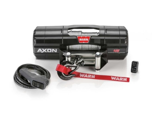 Warn AXON 45 Elektrische lier met staalkabel