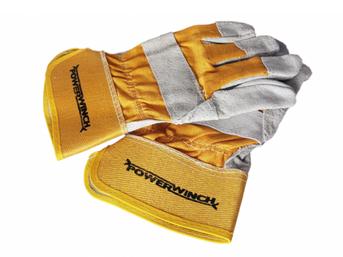 Powerwinch Gloves leather
