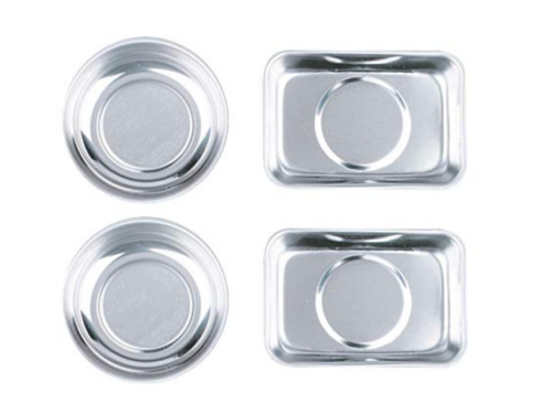 Magnetic tray Stainless steel