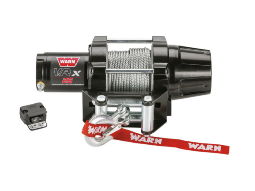 Warn VRX 25 Electric winch with wire cable