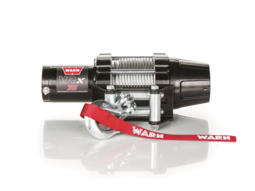 Warn VRX 35 Electric winch with wire cable
