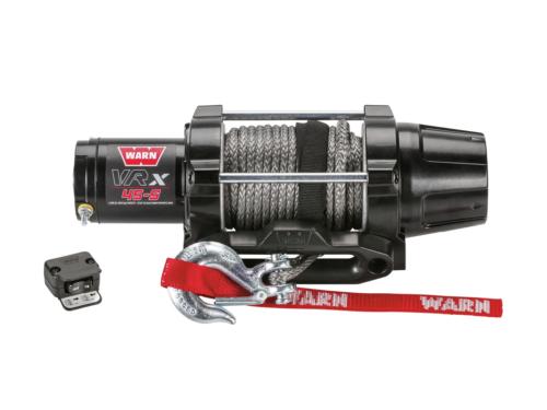 Warn VRX 45-S Elektrische lier met synthetisch liertouw