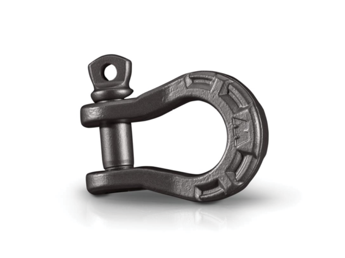 Warn Epic D-sluiting shackle