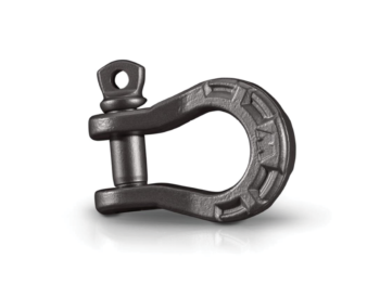 Warn Epic D-sluiting shackle