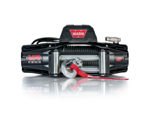 Warn VR EVO 8 Elektrische lier met staalkabel 103250