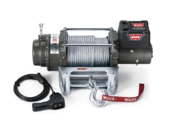 Warn M12 Elektrische lier met staalkabel 87801 - 265072