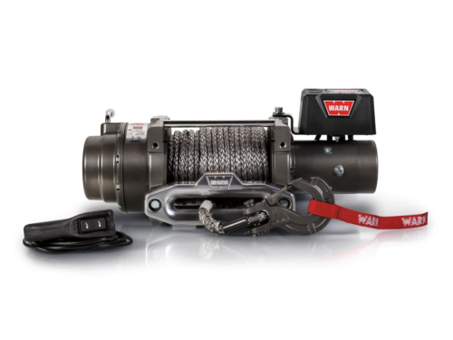 Warn M15-S Electric winch with synthetic rope 97730