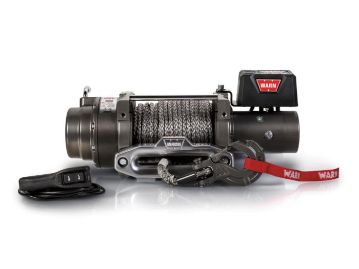 Warn M15-S Elektrische lier met liertouw 97730