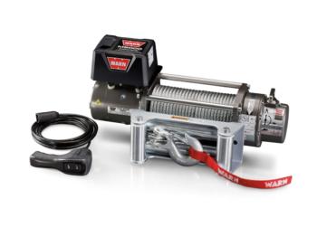 Warn M8000 Elektrische lier met staalkabel 88502