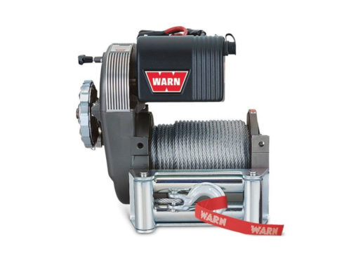Warn M8274-50 Electric winch with wire cable - 88631