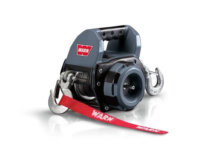 Warn Drill lier Boormachine aangedreven 101570 - 101575