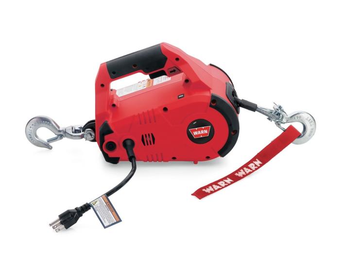 Warn Pullzall elektrische lier met staalkabel 885003