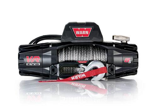 Warn VR EVO 8 - Elektrische lier met Liertouw - Warn 103251