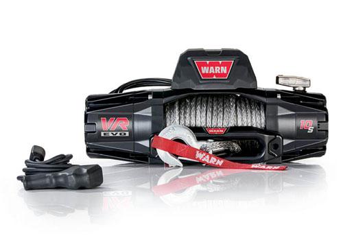 Warn VR EVO 10 - Elektrische lier met Liertouw - Warn 103253