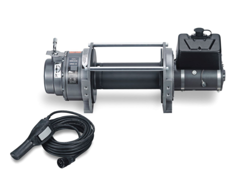 Warn S DC electric winch