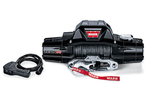 Warn ZEON 8 - Elektrische lier met liertouw - Warn 89670