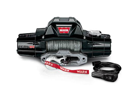 Warn ZEON 12 - Elektrische lier met liertouw - Warn 95955