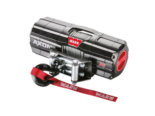 Warn AXON 35 - Elektrische lier met staalkabel - Warn 101135