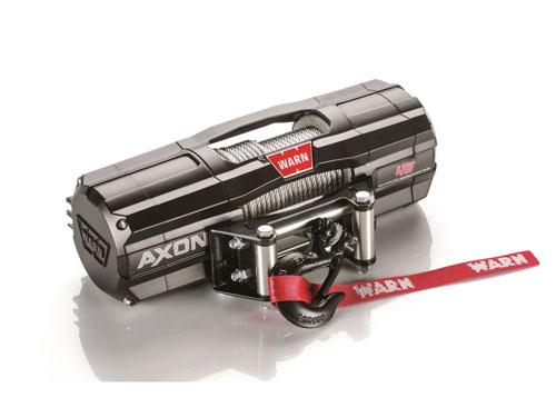 Warn AXON 45 - Elektrische lier met staalkabel - Warn 101145