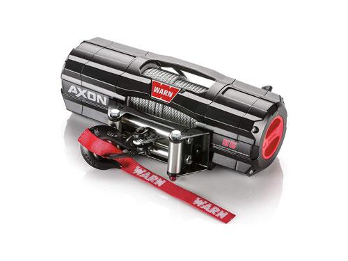 Warn AXON 55 - Elektrische lier met staalkabel - Warn 101155
