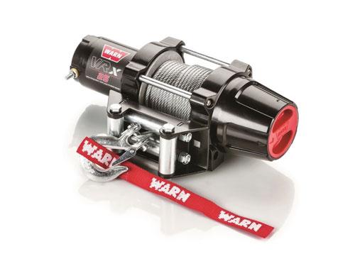 Warn VRX 25 - Elektrische lier met staalkabel - Warn 101025