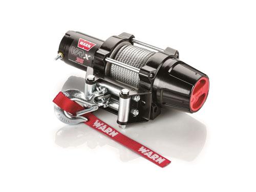 Warn VRX 35 - Elektrische lier met staalkabel - Warn 101035