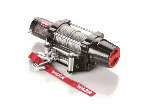 Warn VRX 45 - Elektrische lier met staalkabel - Warn 101045