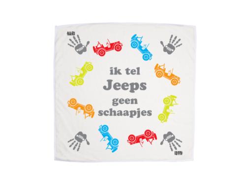 Babydeken Jeep